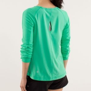 Lululemon Run: Silver Lining Long Sleeve